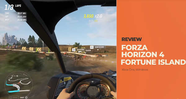 Forza Horizon 4 Review: Fortune Island Lego Xbox One X Pc 2019
