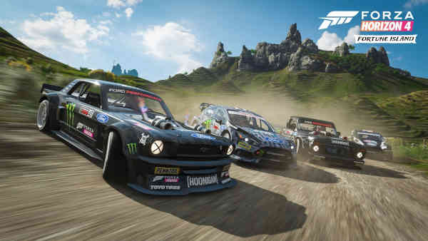 Forza Horizon 4 Xbox One: X Cheats Codes Game Bundle No Sound