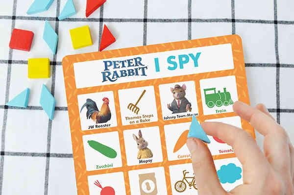 easy games for kids