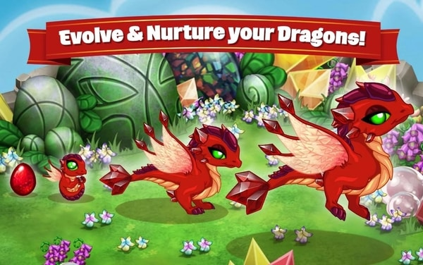 DragonVale MOD APK/IOS 4.14.1 Download (Unlimited Gems/ Coins)
