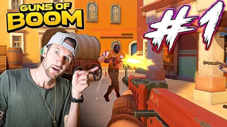 Guns of Boom MOD APK1