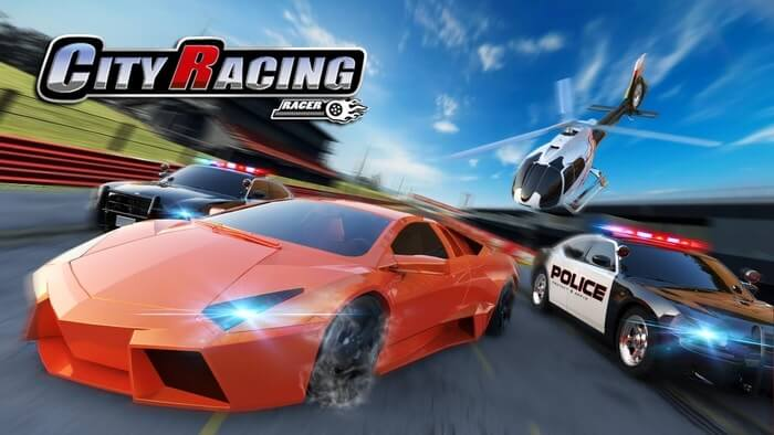City Racing MOD Apk