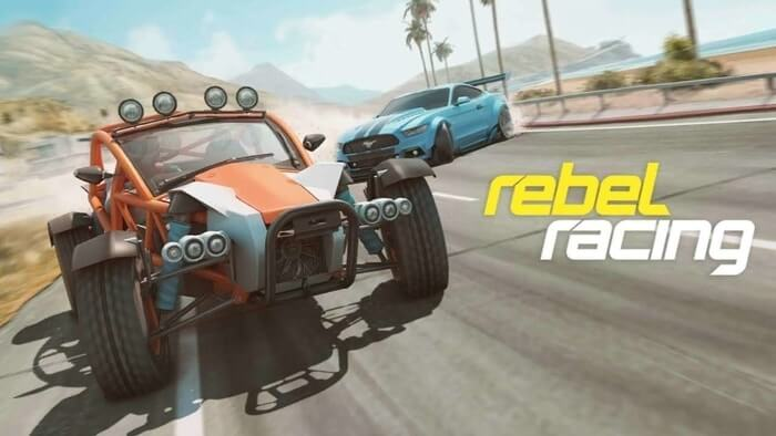 Rebel Racing MOD APK/IOS Get [ Unlimited Cash/ GOLD ]