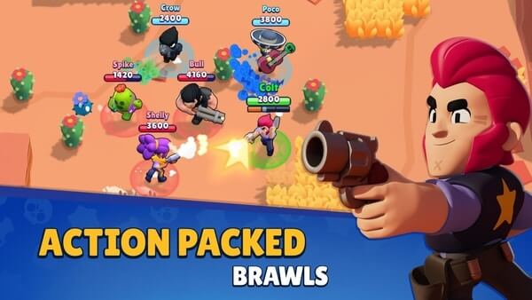 Brawl Stars Mod Apk Online Download For Android, Pc/IOS