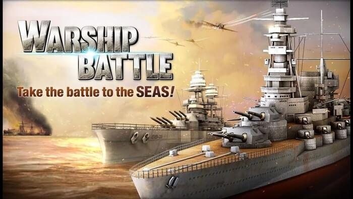 Iron Warship Battle Mod APK/IOS Get [Unlimited Diamonds]