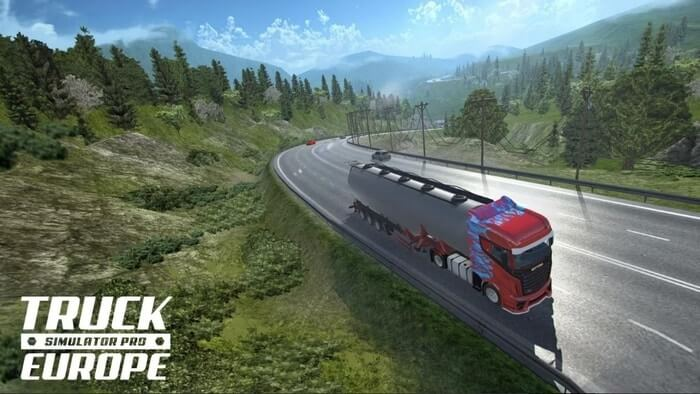 Truck Simulator PRO Europe APK for Android/IOS Free Download