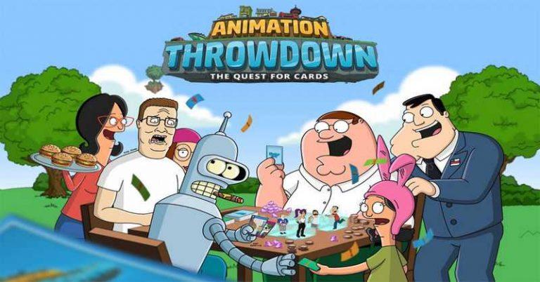 [100% Unlimited Money] – Animation Throwdown Mod Apk