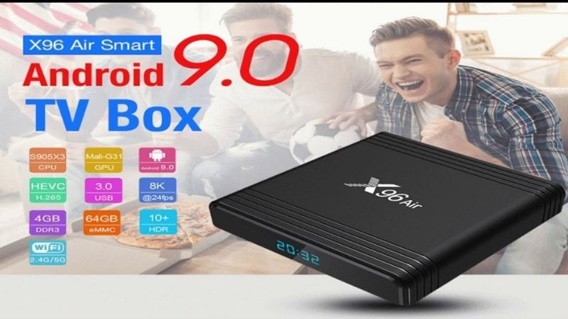 X96 Android TV Box Review