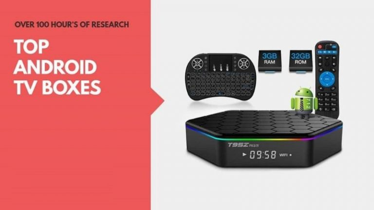 The Best Android TV box in 2021: Must Read before buying it
