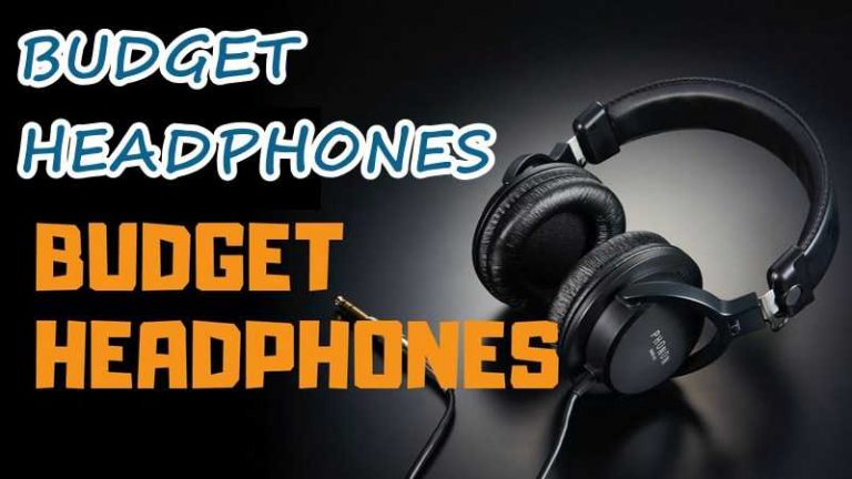 What is the budget for a pair of headphone