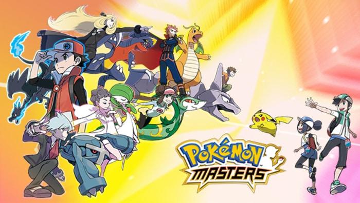 Pokemon Masters MOD APK