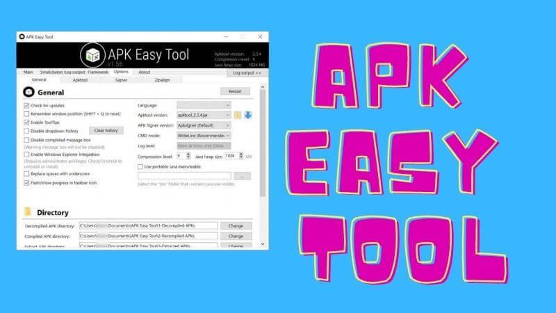 Apk Easy Tool