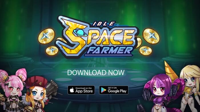 Idle Space Farmer Mod APK
