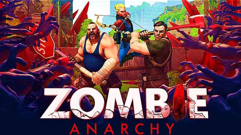 Zombie Anarchy Mod Apk