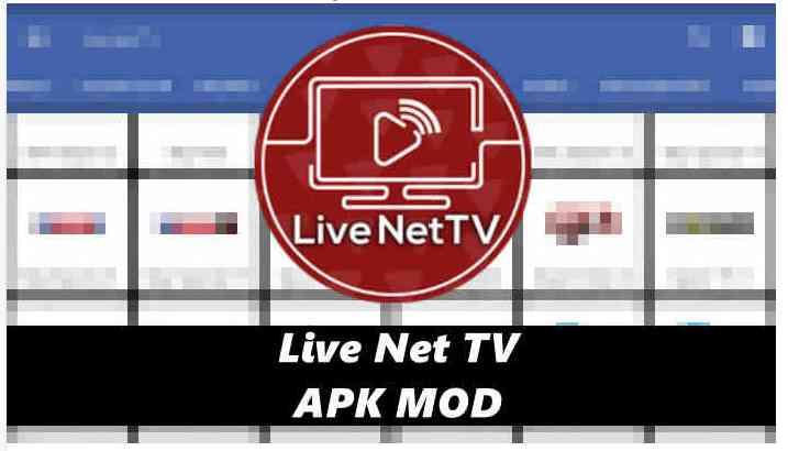 Live Net TV APK mod
